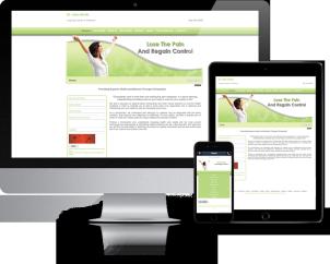 shimmering-lime-website-template